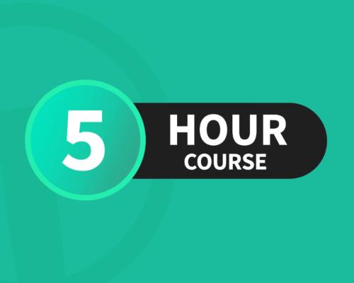 5 hour course