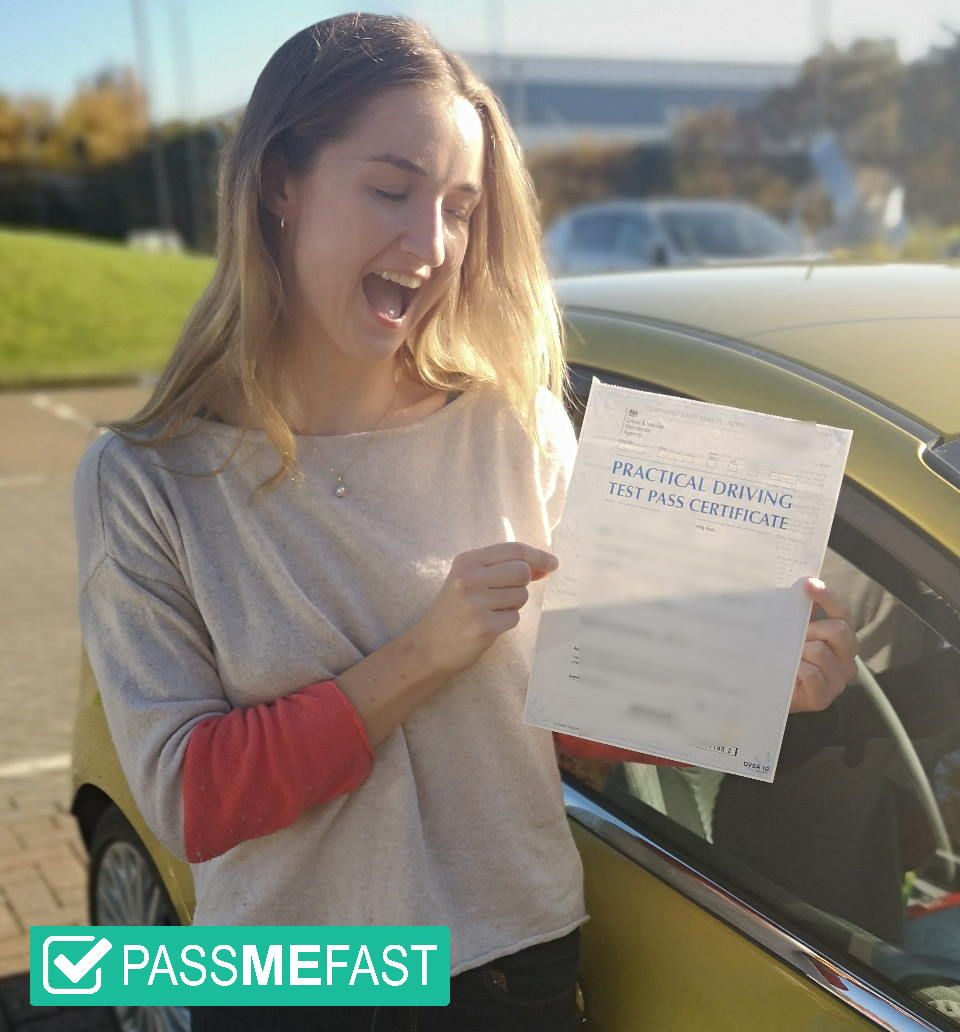 Pass photo of PMF student Grace