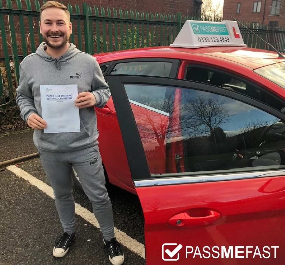 Pass photo of the week Niall from Skelmersdale