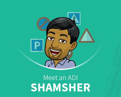 Meet an ADI: Shamsher