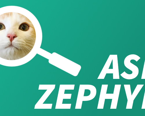 Ask Zephyr cat microscope