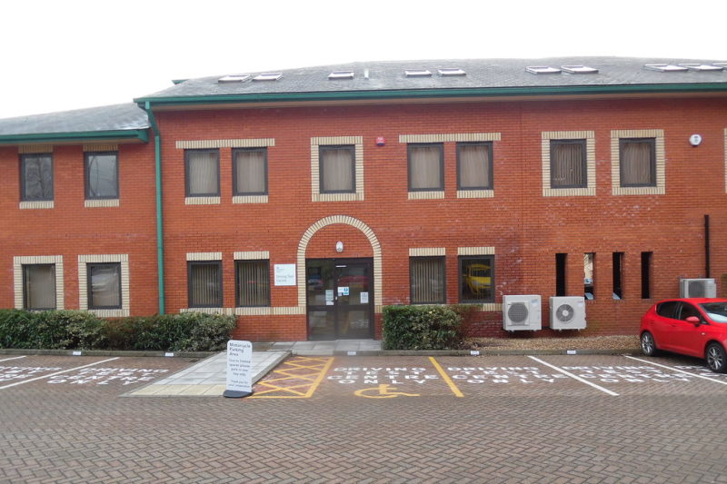 Aylesbury driving test centre