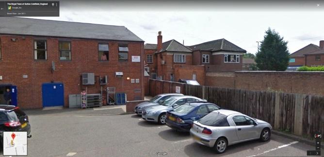 Birmingham (Sutton Coldfield) street view image