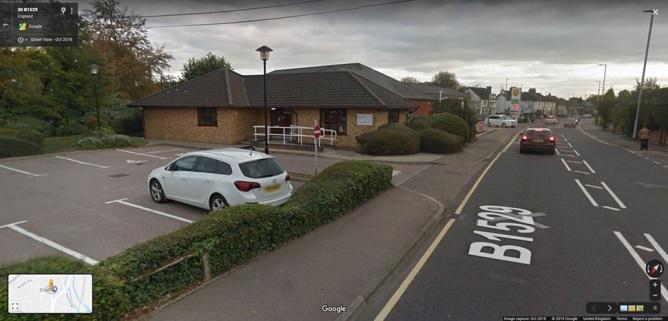 Bishop's Stortford street view image