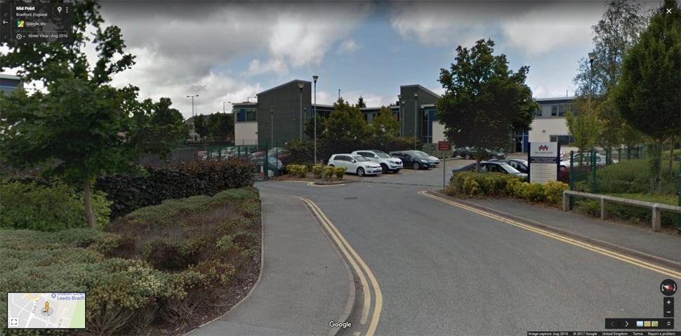 Bradford (Thornbury) street view image