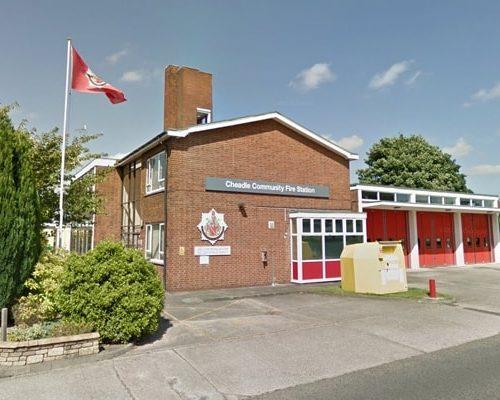 Cheadle driving test centre