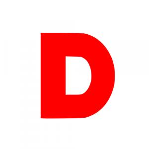 D plate