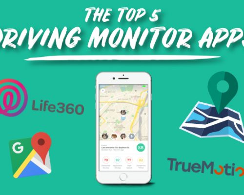 Top 5 Driving Monitor Apps