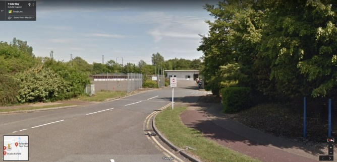 Enfield (Innova Business Park) street view image