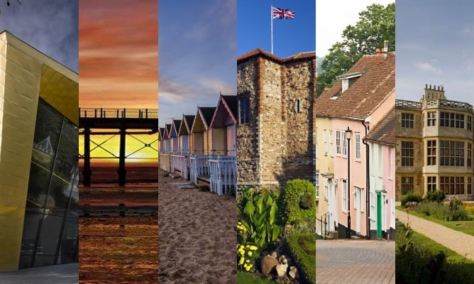 Essex collage