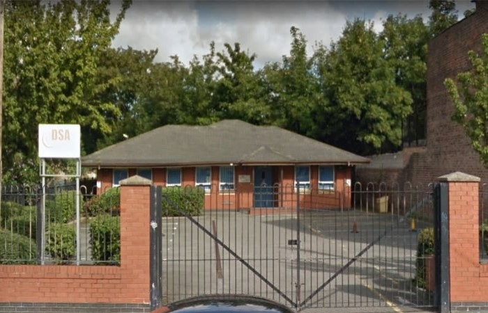 Garston test centre