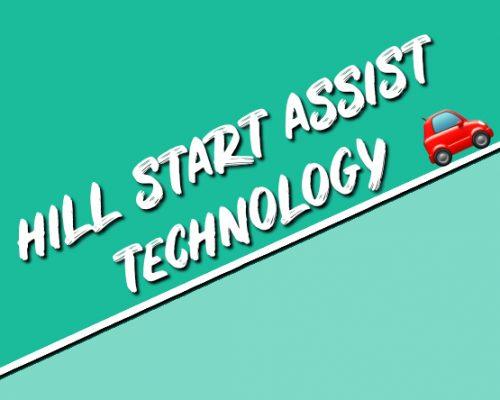 Hill Start Assist Technology