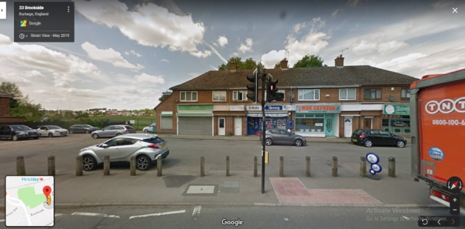 Hinckley street view image