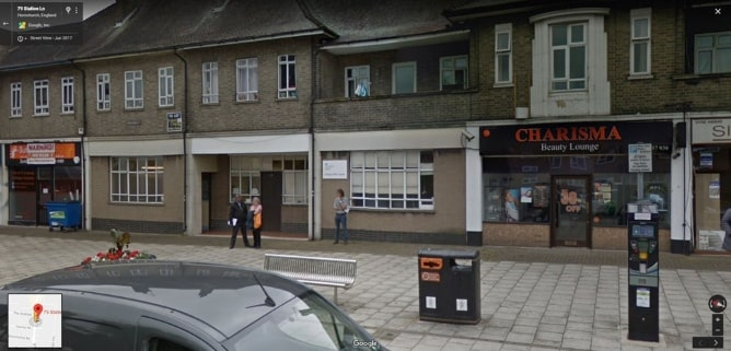 Hornchurch street view image