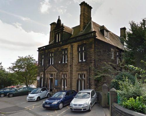 Huddersfield test centre