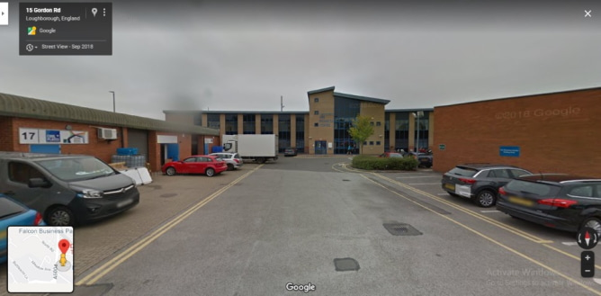 Loughborough street view image