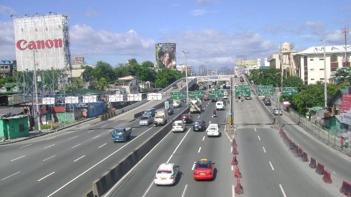 Manila freeway