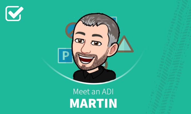 Meet an ADI Martin