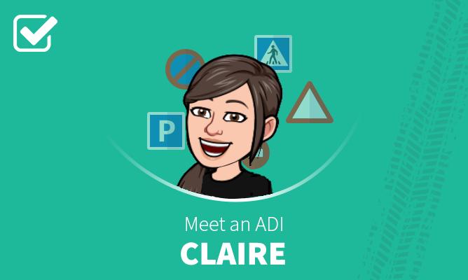 Meet an ADI Claire
