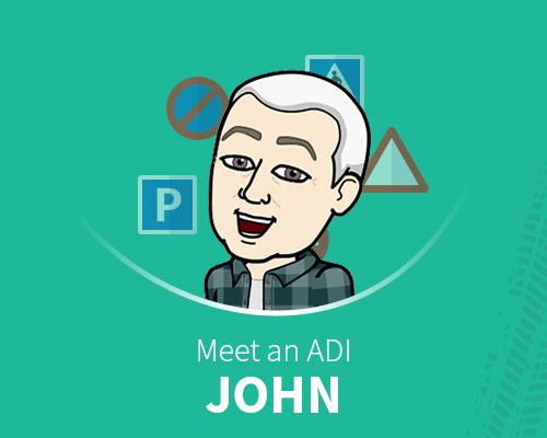 Meet an ADI: John