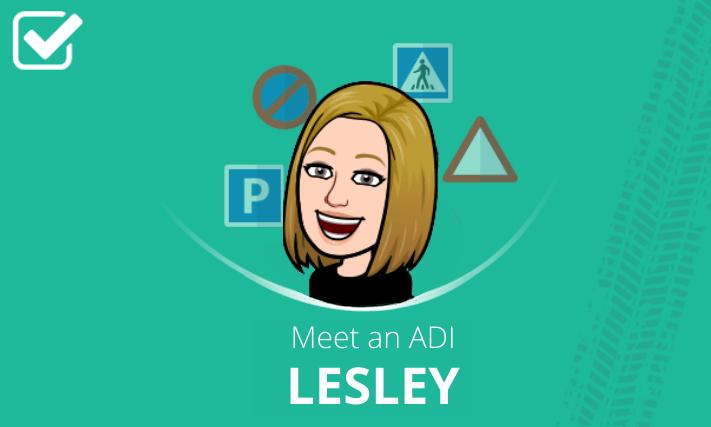 Meet an ADI Lesley
