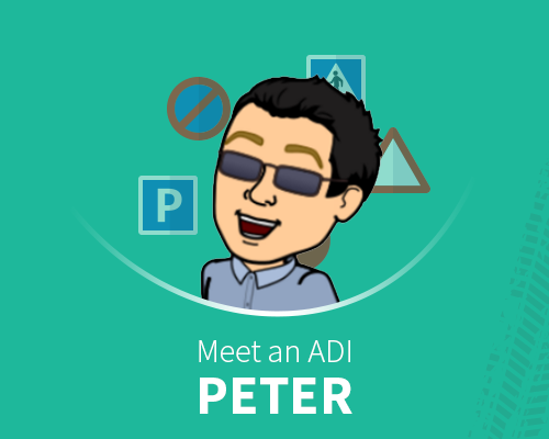 Meet an ADI: Peter