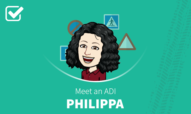 meet an ADI philippa