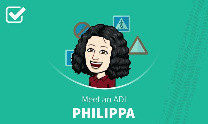 meet an ADI philippa