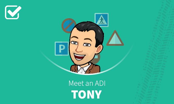 Meet an ADI Tony