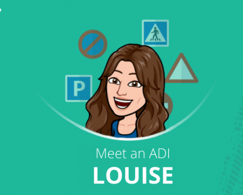 Meet an ADI Louise