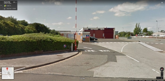Sheffield (Handsworth) street view image