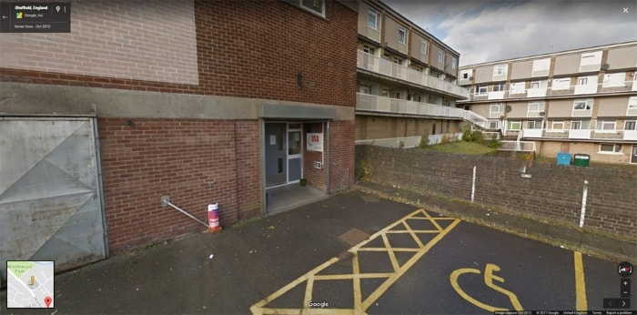 Sheffield (Middlewood Road) street view image