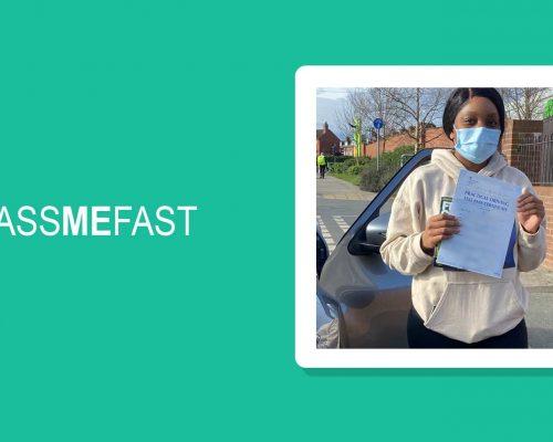 Pass photo of Sinikhiwe in PassMeFast frame