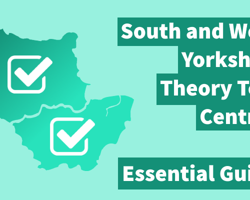South and West Yorkshire theory test centres