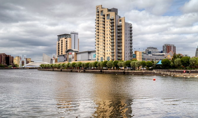 Sovereign Point, Salford Quays