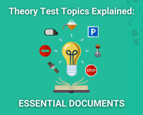 Theory Test Topics Explained: Essential Documents