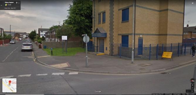 Tilbury street view image