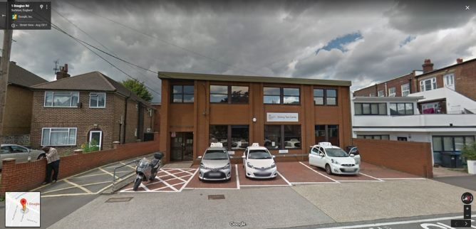 Tolworth street view image