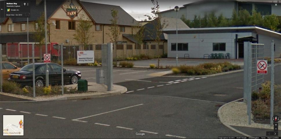 Wakefield street view image