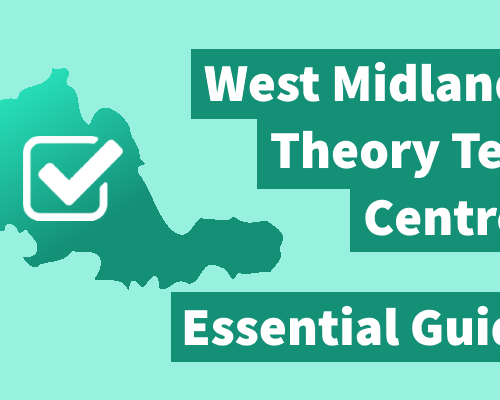 West Midlands theory test centres
