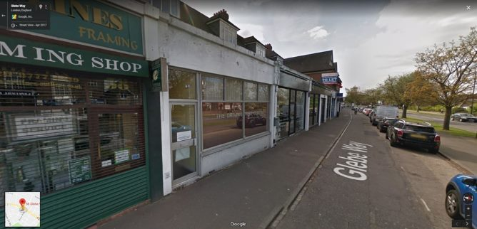 West Wickham street view image
