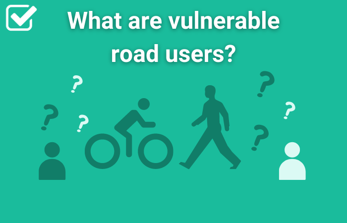 What are vulnerable road users