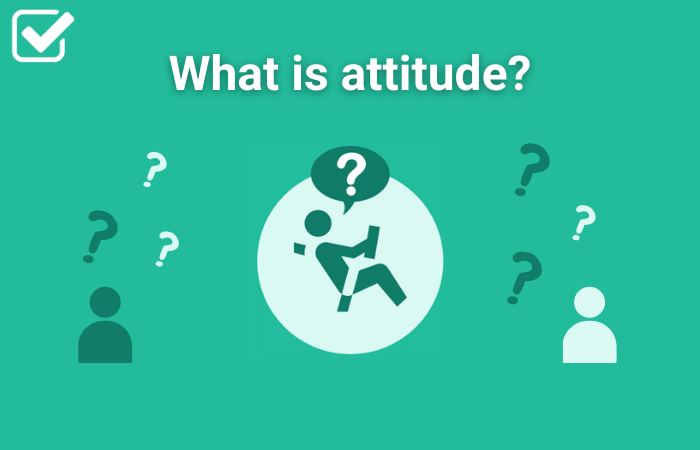 What is attitude featured image