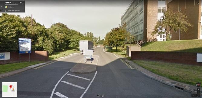 Wolverhampton street view image